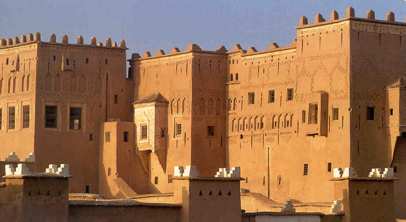 Kasbah Taourirte Ouarzazate