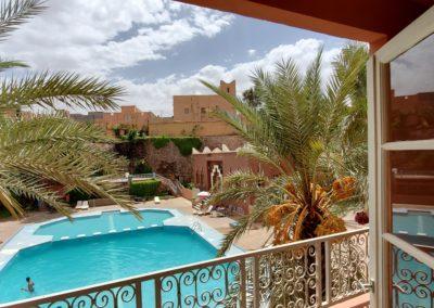 Chambre double hôtel Farah Al Janoub