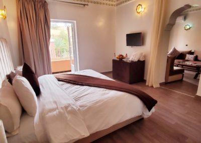 suite hôtel Farah Al Janoub