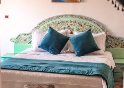 chambre double hotel Farah Al Janoub