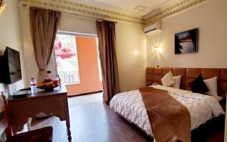 chambre double hôtel Farah AlJanoub