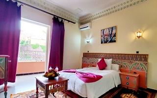Chambre simple hôtel Farah Al Janoub