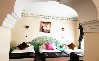 chambre triple hôtel Farah Al Janoub