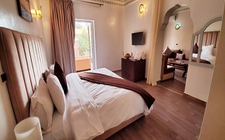 suite Hôtel Farah Aljanoub